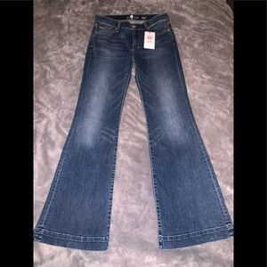 7 for all mankind DOJO jeans / Brand New With Tags